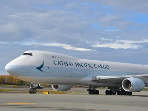 Cathay Pacific rejigs top cargo management