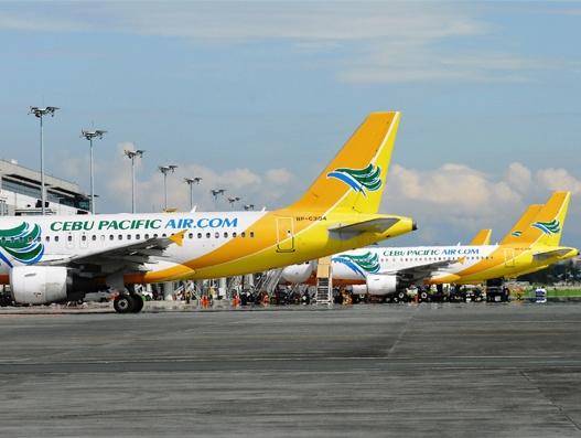 Cebu Pacific Air inks maintenance pact with AIR FRANCE KLM MRO arm