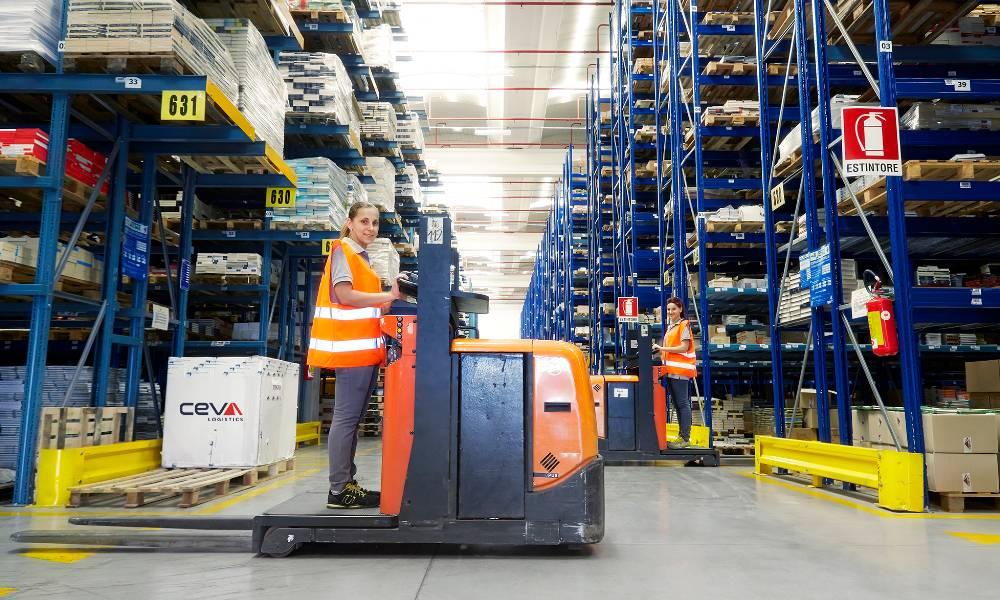 CEVA Logistics extends partnership with Mondadori Group for another five years