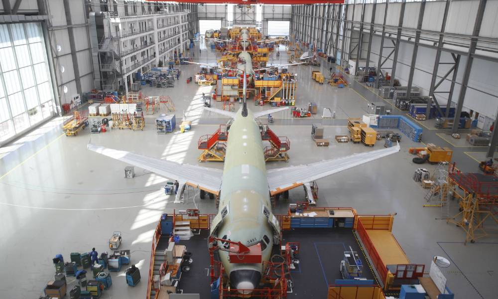 CEVA Logistics wins Airbus production supply contract in Hamburg, Germany