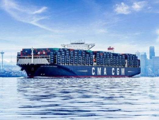 CMA CGM Group signs MOU for 30% acquisition of Groupe DUBREUIL Aéro