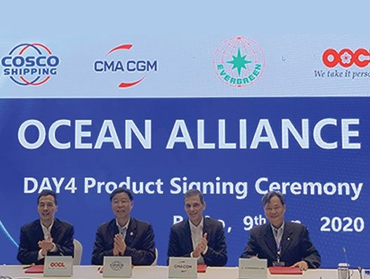 CMA CGM's Ocean Alliance Day 4 Product offer to start in April