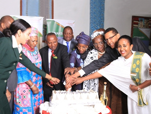 Ethiopian Airlines starts services to Guinea, Conakry