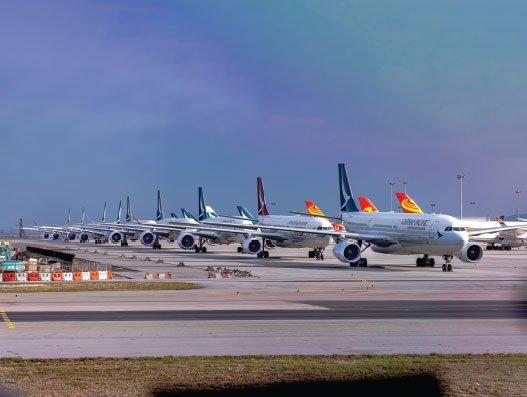 Covid-19 cripples global air cargo supply chain