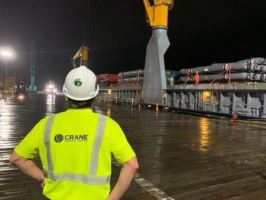 Crane Worldwide Logistics opens office in Guyana