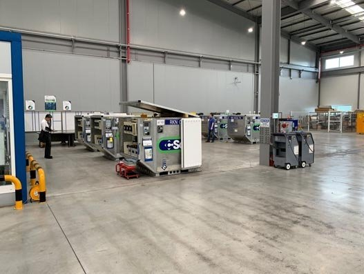 CSafe expands service centre in South Korea's Incheon airport for temperature-sensitive products