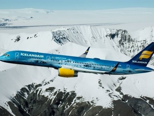 Dallas Fort Worth Airport welcomes Icelandair service