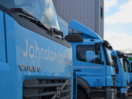 Dachser acquires majority interest in its Irish partner Johnston Logistics
