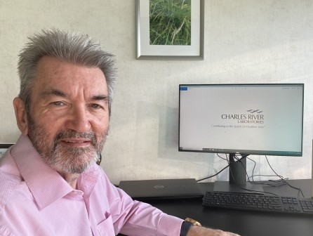 David Beecham leaves AirBridgeCargo to join Charles River Laboratories