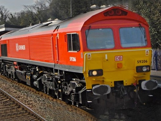 DB Cargo UK runs trial train to move 1300 tonnes of steel coil to Wolverhampton