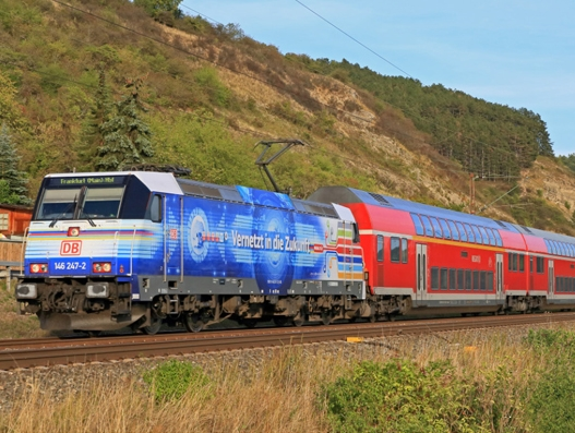 DB Cargo and GE Transportation expand rail's digital footprint in Europe