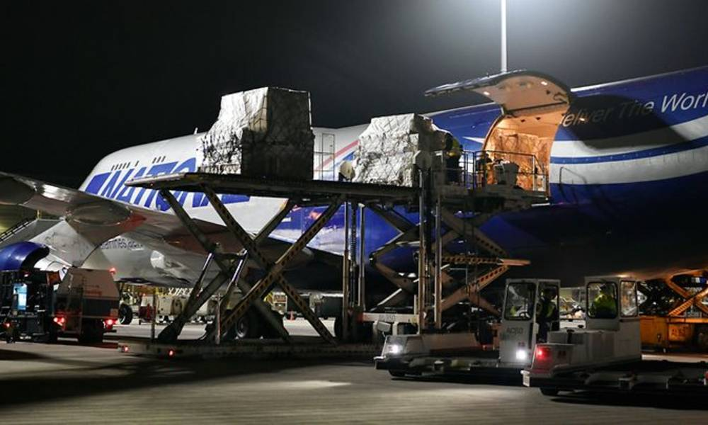 DB Schenker extends global network with first-ever flights to America, Europe and Asia