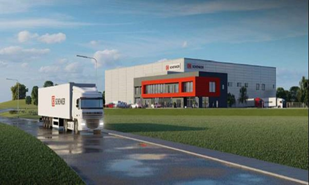 DB Schenker pumps in EUR 10 million for new Ireland facility