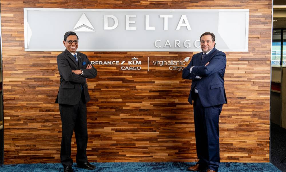 Delta Cargo appoints Jannie Davel, Vishal Bhatnagar as two new managing directors