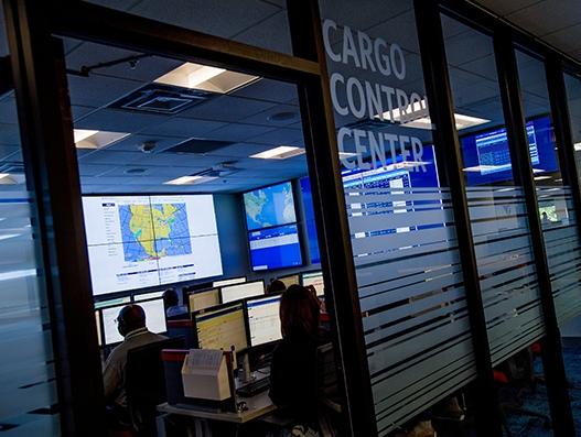 Delta Cargo opens new Cargo Control Center