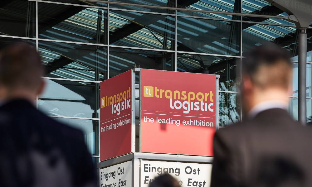 Demand from exhibitors at a very high level for transport logistic 2021