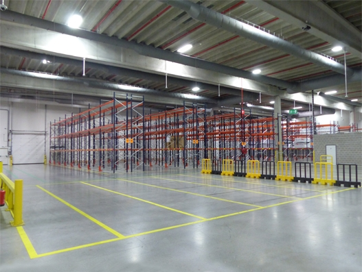 DHL Global Forwarding Belgium adds more capacity to the temperature controlled facilities at Brussels