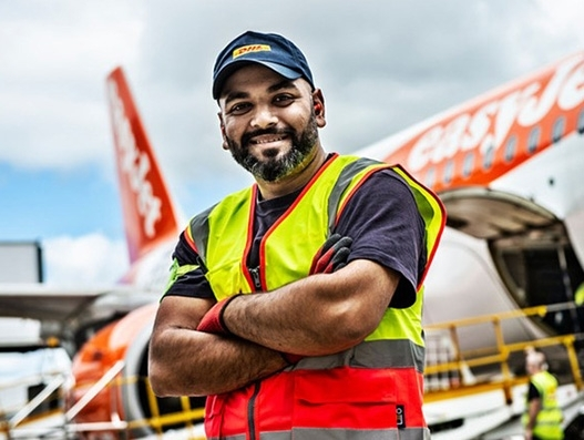 DHL appointed ground handler for easyJet at Bristol and Manchester airports