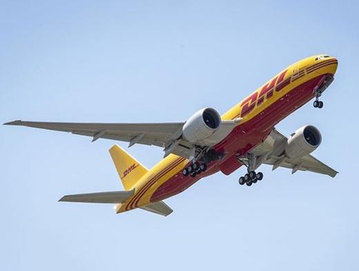 DHL's first Boeing 777 freighter makes maiden flight