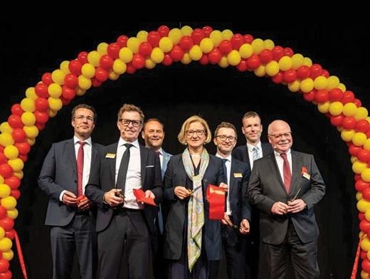 DHL opens logistics hub at Vienna Airport