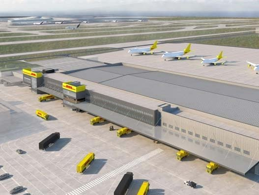 DHL Express invests KRW 175 billion for Incheon Gateway expansion project