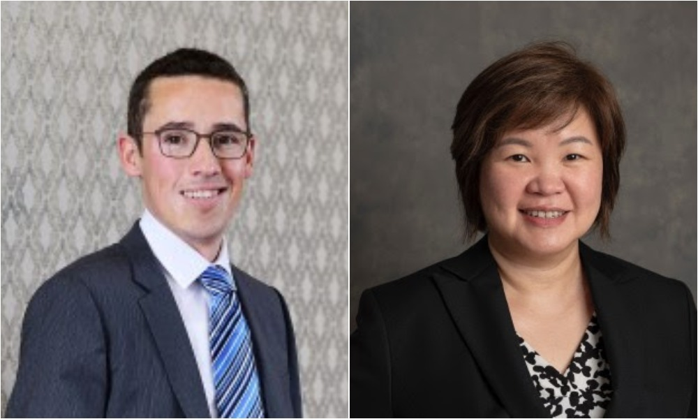 DHL Global Forwarding promotes Niki Frank, Yvonne Lee to key roles in Asia Pacific