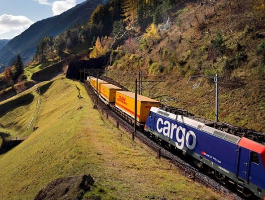 DHL starts Europe-Asia rail service for Less-Than-Container Load customers