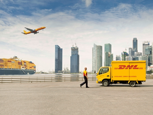 DHL to ship remote controlled helicopters for Shenzhen Youkeshu Technologies