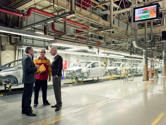 DHL to provide in-plant logistics for Jaguar Land Rover's new factory in Itatiaia, Brazil