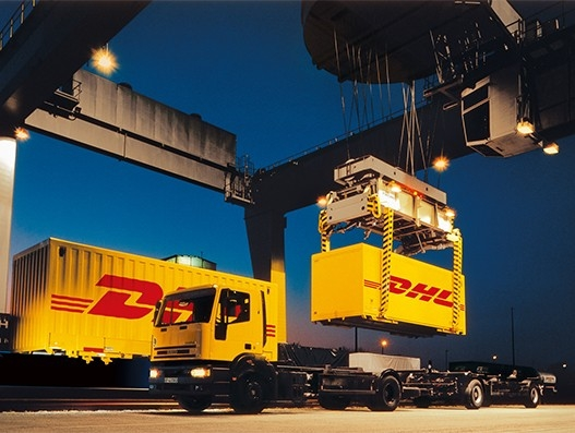 DHL to build new freight hub in Hanover