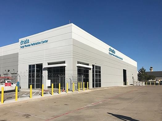 dnata gains IATA's CEIV Pharma certification at its new Dallas facility