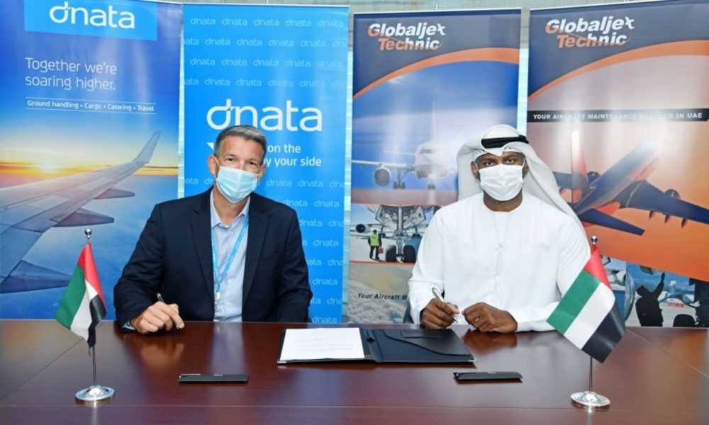 dnata teams up with Global Jet Technic for maintenance support