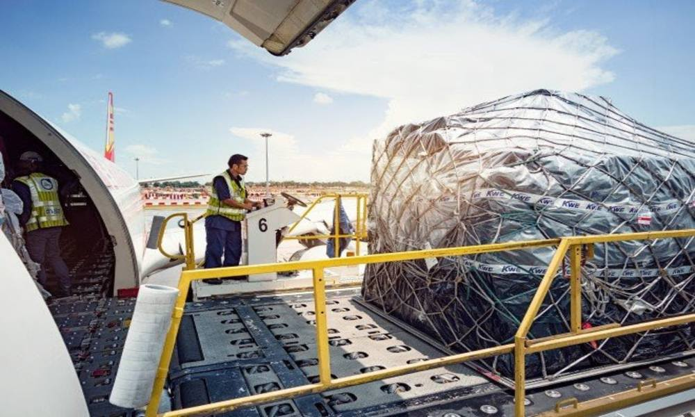 dnata Singapore implements new cloud cargo ecosystem by Hermes at Changi Airport