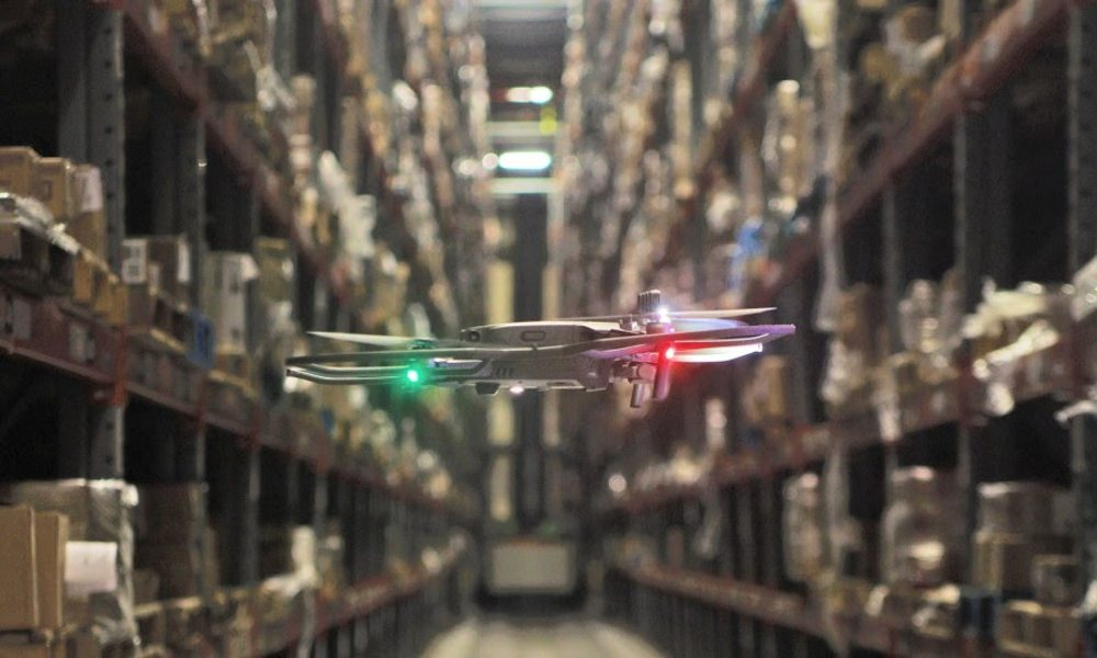 Dnata partners with Gather AI to enhance cargo service with drone technology