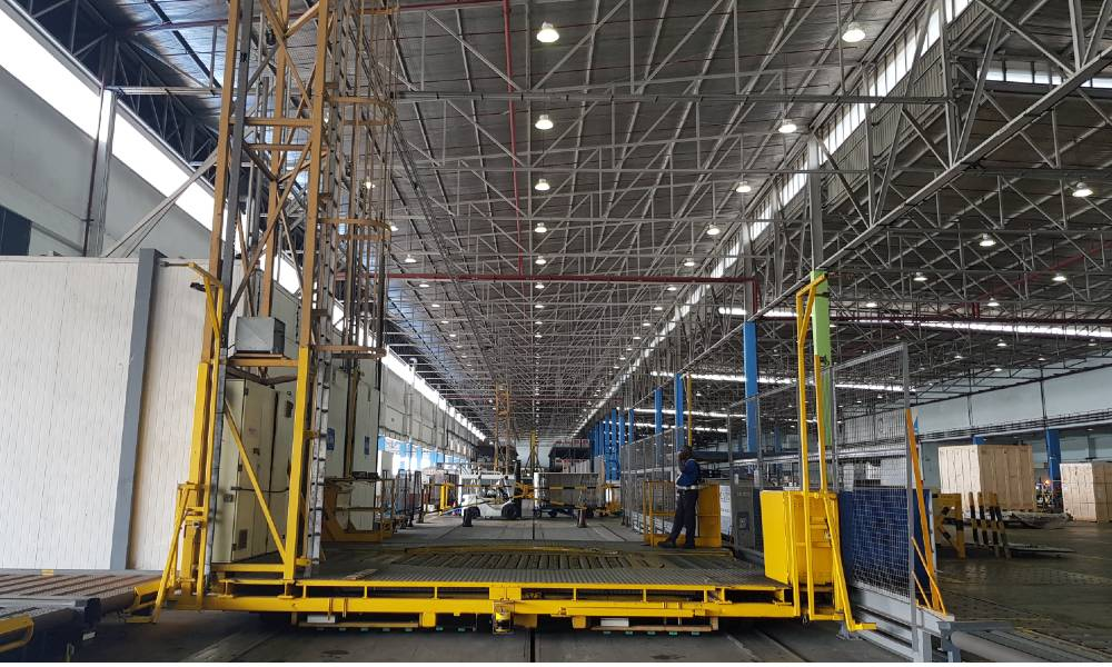dnata partners with Lödige Industries to modernise its cargo warehouse at Changi Airport