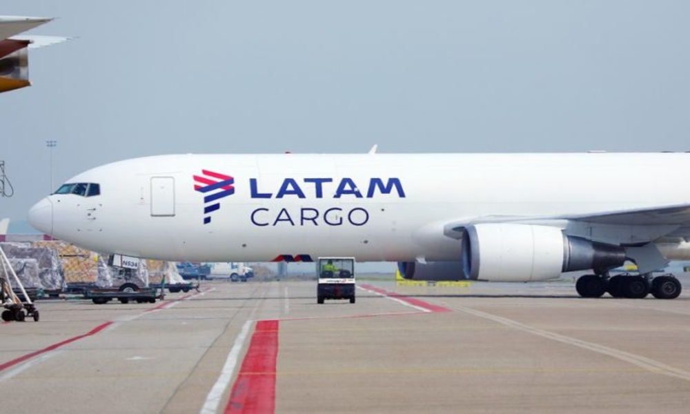LATAM transported 100 million COVID-19 vaccines to South America