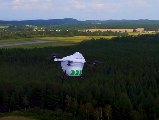 Manufacturing company to use Drone Delivery Canada's drones starting Q4 2019