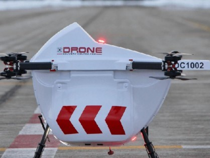 Drone Delivery Canada, DSV Air and Sea launch second cargo drone route