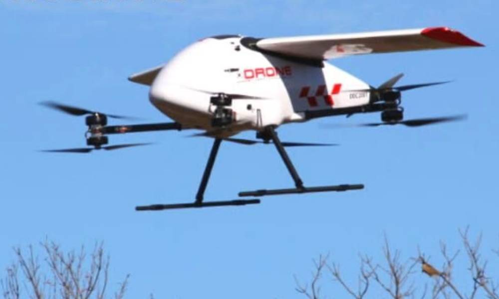 Drone Delivery Canada successfully tests critical aspects of the Robin XL drone