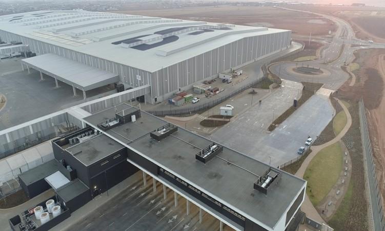 DSV inaugurates logistics centre in South Africa