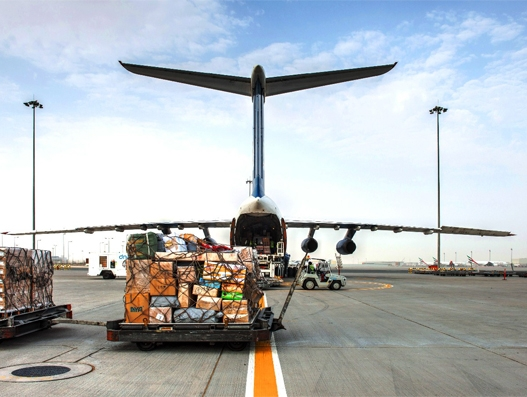 Dubai's DWC sees 0.8 percent y/y increase in cargo traffic in 2016