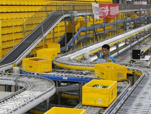 E-commerce is fuelling  Asia's air freight
