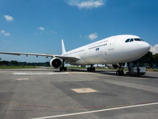 EFW's first A330-300P2F flights
