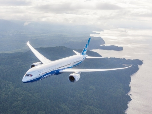 EL AL Israel Airlines and ALC celebrate delivery of first 787 Dreamliner
