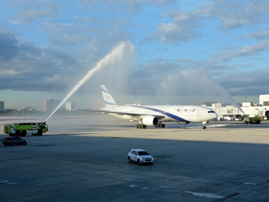 EL AL Israel Airlines connects Miami-Tel Aviv with direct service