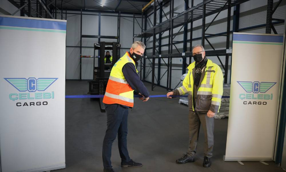 Çelebi Aviation expands its cold storage facilities at Frankfurt Airport