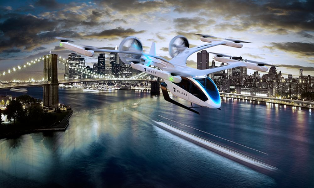Embraer's Eve to deploy eVTOL aircraft for Blade in Southern Florida, West Coast markets
