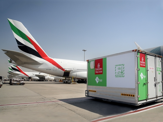 Emirates SkyCargo launches new suite of solutions to keep perishables fresh