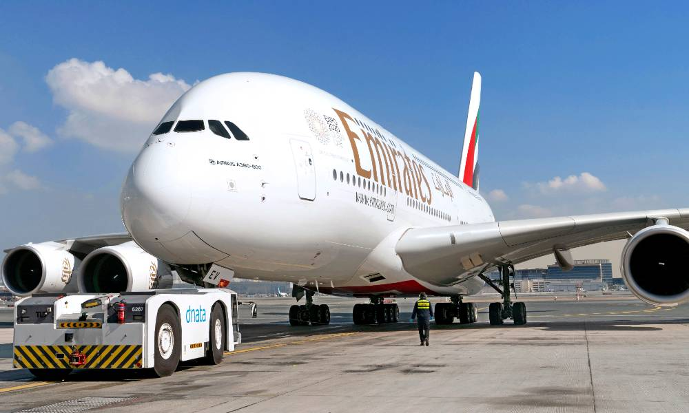 Emirates Group posts half year results, cargo volumes down by 35%
