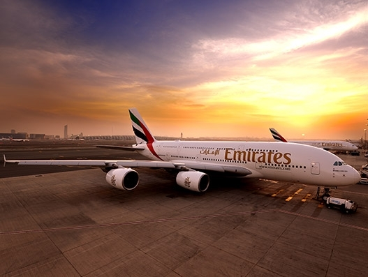 Emirates introduces A380 on its second service to Johannesburg
